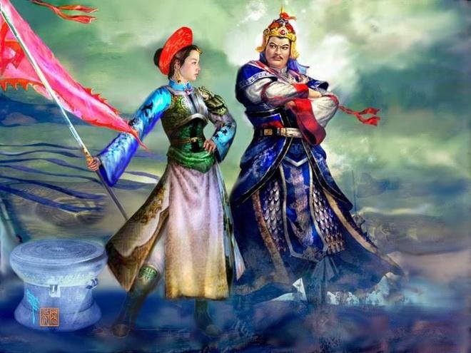 Ngoc Han cong chua va noi oan xuyen the ky hinh anh 2