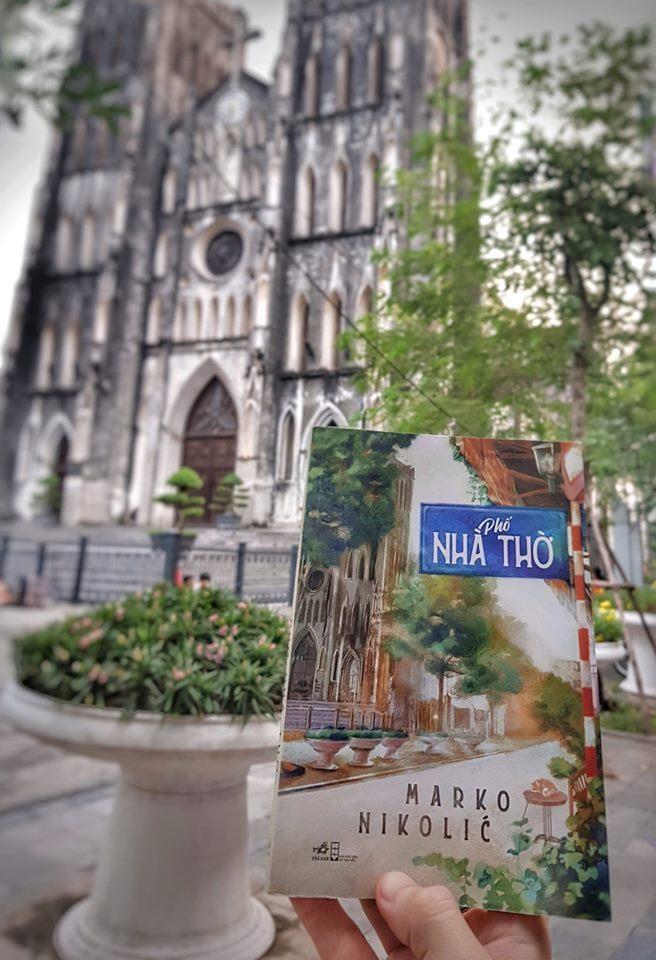 Tac gia 'Pho Nha Tho' - chi la chang Tay viet sach tieng Viet? hinh anh 1