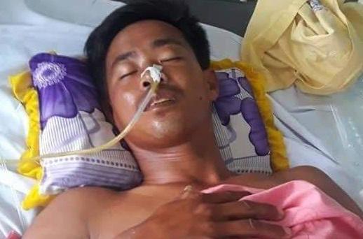 Tạm đình chỉ trưởng công an xã Đặng Văn Em,nổ súng làm thủng bụng người bắt chuột