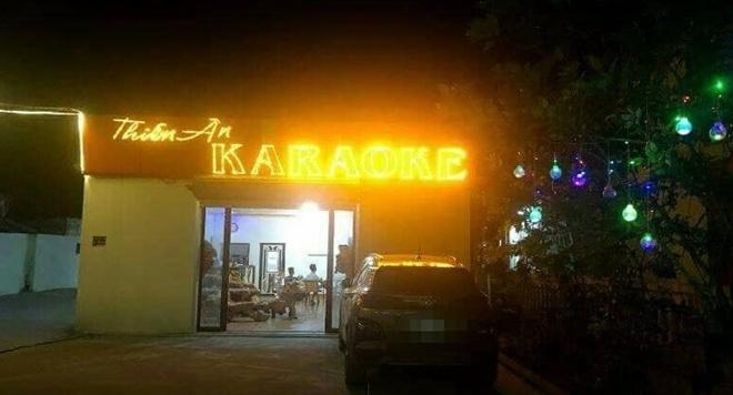 Bi an trong nhung quan karaoke vung ven do dat Cang hinh anh 1