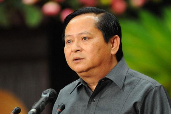 Yeu cau di ly ong Nguyen Huu Tin vao TP.HCM de xet xu hinh anh 1