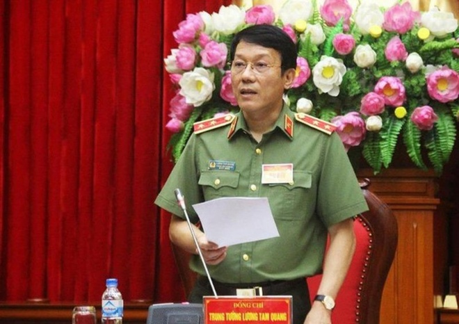 Bo Cong an thong tin chi tiet ve vu Dong Tam hinh anh 1 trung_tuong_luong_tam_quang_uclb_thumb.jpg