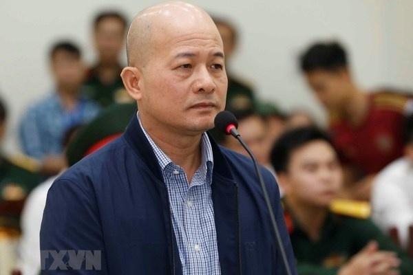 Man lua cua Ut 'Troc' khien cuu Thu truong Nguyen Van Hien bi truy to hinh anh 1 man_lua_cua_ut_troc_trong_thuong_vu_khien_cuu_thu_truong_dinh_an.jpg