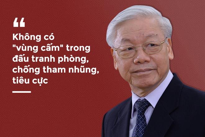 Cuoc chien chong tham nhung o Viet Nam qua goc nhin quoc te hinh anh