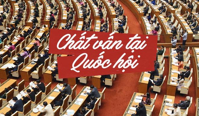 Chat van tai Quoc hoi: Lieu co the 'hoi nhanh dap gon'? hinh anh