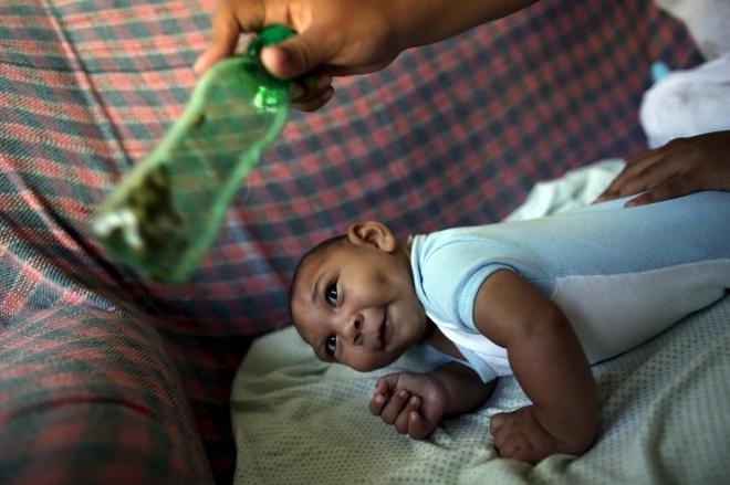 Virus Zika an nap sau trong co the, kho bi diet hinh anh