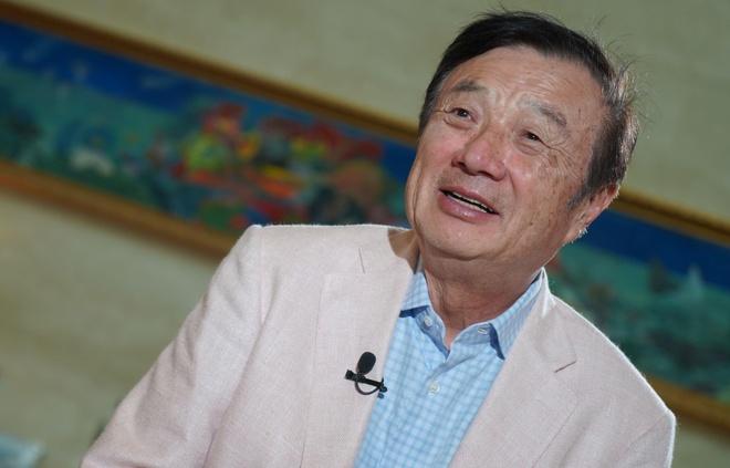 Ong trum Huawei: 'Khong co thoi gian lo cho con gai dang bi bat giu' hinh anh 1