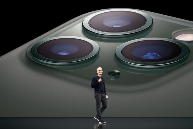 iPhone 11 không thể ngăn giá cổ phiếu Apple sụt giảm?