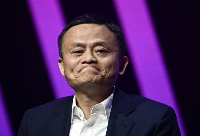 Jack Ma thua nhan khong 'du trinh do' xin viec tai Alibaba hinh anh 1