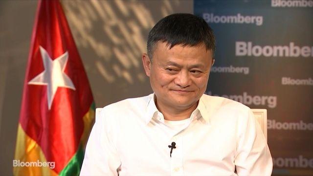 Jack Ma: Cang thang thuong mai My - Trung se keo dai 20 nam nua hinh anh 1