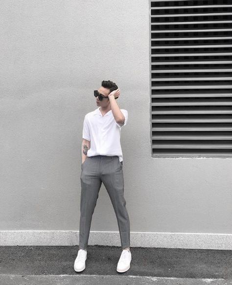 Chi Dan, Son Tung M-TP me sneakers trang hinh anh 12