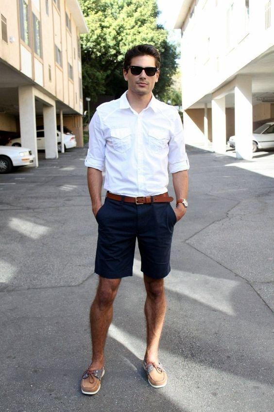 Diện quần short thế nào mới đẹp và chuẩn nam tính