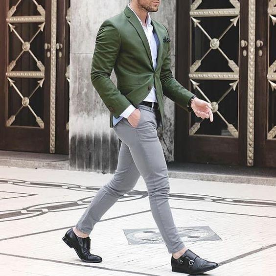 8 quy tắc thời trang nam giới không bao giờ được phép quên