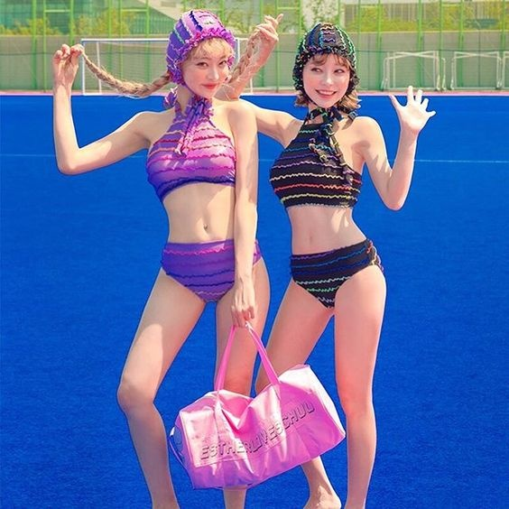 Nhung xu huong bikini hot nhat he 2018 hinh anh 8