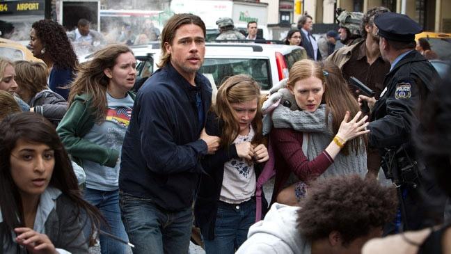 10 bo phim co doanh thu 'khung' nhat cua Brad Pitt hinh anh 1
