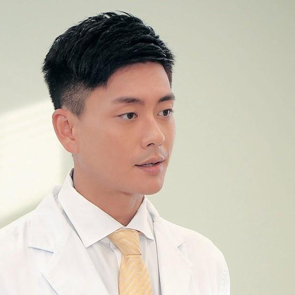 'Thien than ao trang' dep trai nhat man anh TVB hinh anh 1
