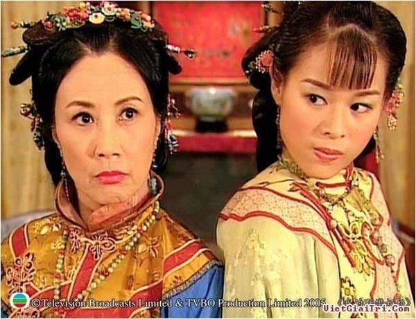 Nhung ba me an tuong trong phim TVB hinh anh