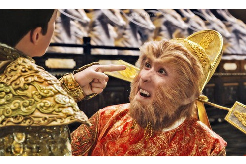 Ton Ngo Khong phien ban Chung Tu Don 'coi troi bang vung' hinh anh