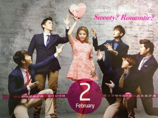 Super Junior nhi nhanh chup anh lich 2014 hinh anh 4