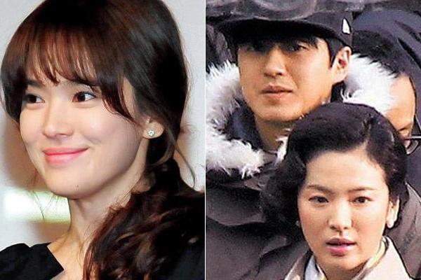 Phien dich cua Song Hye Kyo gay chu y vi dep trai hinh anh