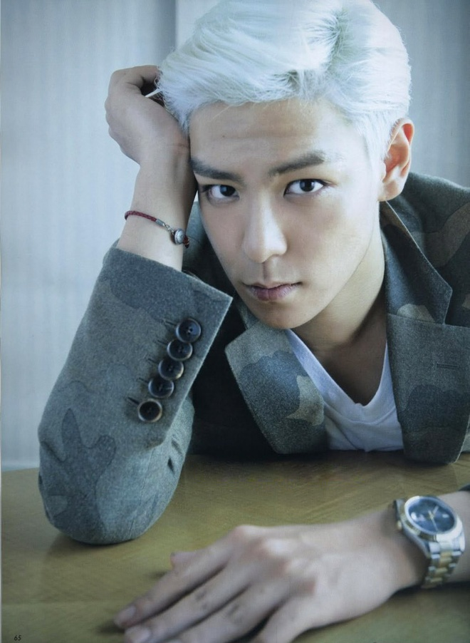 T.O.P (Big Bang) vao top 10 bieu tuong sex 2013 hinh anh 10