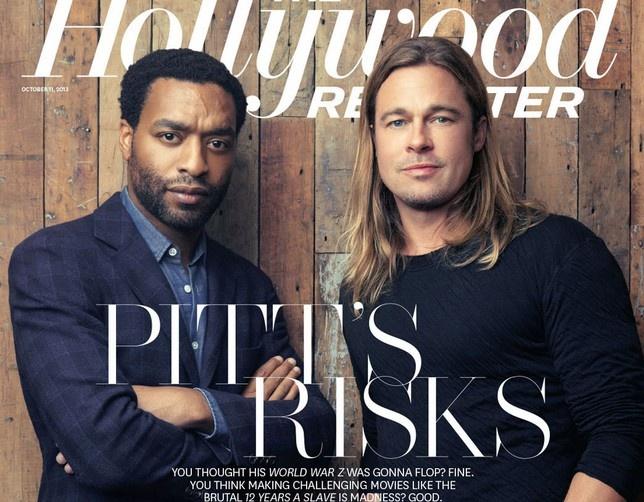 Phim cua Brad Pitt duoc 9 de cu Oscar 2014 hinh anh
