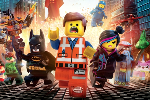 'The Lego Movie' se co phan 2 hinh anh
