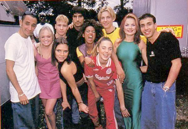 Spice Girls co the se di tour voi Backstreet Boys hinh anh 1