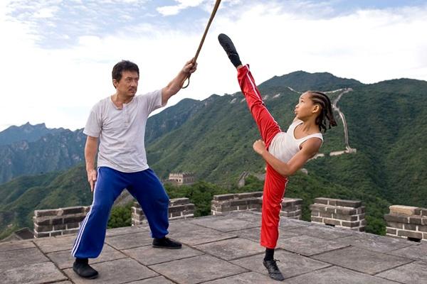 Thanh Long tro lai voi 'Karate Kid 2' hinh anh