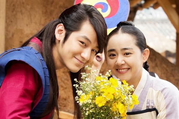 Moon Geun Young va Kim Bum duong ai nay di hinh anh