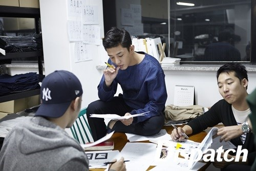Yoo Ah In dua tieng Han vao thoi trang hinh anh 3