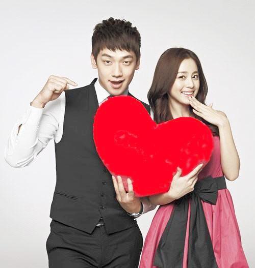Dien vien 'Nac thang len thien duong' ngay ay - bay gio hinh anh 12 Chuyện tình của Bi Rain và Kim Tae Hee gây nhiều chú ý.