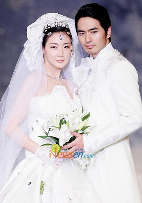 Dien vien 'Nac thang len thien duong' ngay ay - bay gio hinh anh 8 Choi Ji Woo và Lee Jin Wook không có một cái kết hạnh phúc.