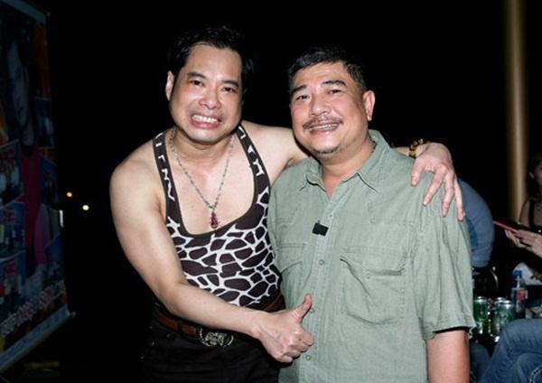 Ngay ay - bay gio cua 'So Khanh' dien trai Le Tuan Anh hinh anh 11 Lê Tuấn Anh buồn lòng trả lời phỏng vấn về giai đoạn khó khăn của Phước Sang, bạn thân với anh.