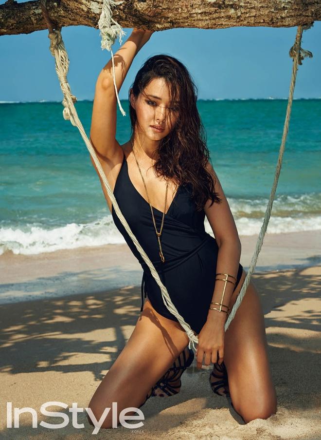 Honey Lee nong bong voi bikini hinh anh 5 Lee Honey
