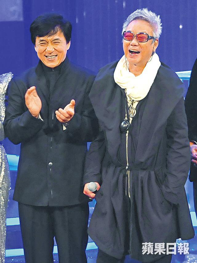 Thanh Long bi quan ly cu to thay long doi da vi danh vong hinh anh 1 Trần Tự Cường và Thành Long.
