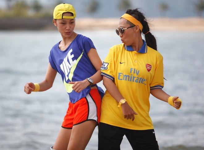 Trang Khan to BTC Cuoc dua ky thu thien vi Trang Khieu hinh anh 6