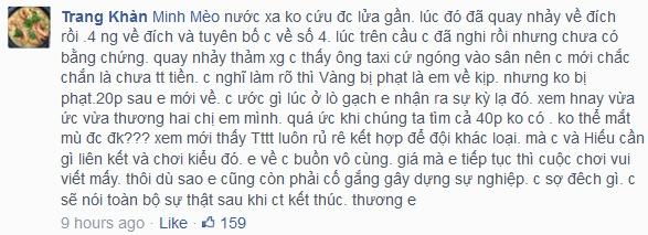 Trang Khan to BTC Cuoc dua ky thu thien vi Trang Khieu hinh anh 4