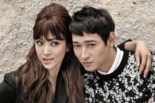 5 bat mi thu vi ve nguoi tinh man anh moi cua Song Hye Kyo hinh anh