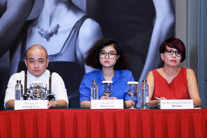 Dep Fashion Runway 3: 'Du ung dung cung khong giong ai' hinh anh 2