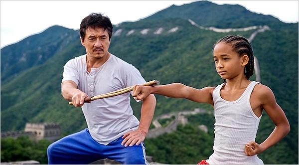 Bac Kinh trong The Karate Kid hinh anh