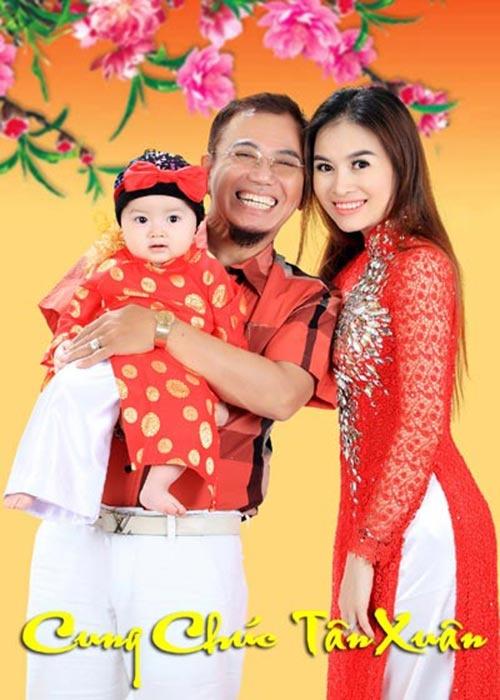 Từng có một cậu con trai với người vợ trước, vì thế, Hồng Tơ vô cùng hạnh phúc khi có thêm bé gái với người vợ mới. Bé được đặt tên là Kim Cương, rất kháu khỉnh và bụ bẫm.