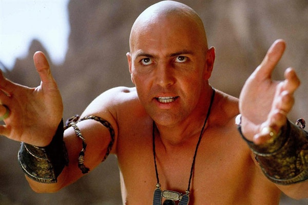 Dan sao Titanic gio di dau, ve dau? hinh anh 8 Billy Zane thường bị nhầm lẫn với diễn viên Arnold Vosloo, người từng thủ vai Imhotep trong bộ phim The Mummy.
