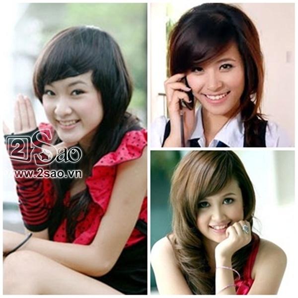 """Ba cô nữ sinh đáng yêu Mai Lâm (Cao Dương Dương đóng), La La (Mai Chi đóng),  Phan Linh (Thùy Anh đóng) từng khiến khán giả trẻ """"phát sốt"""" trong series phim sit com Bộ tứ 10A8."""