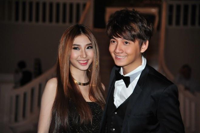 Khong Tu Quynh khong hop tac voi Ngo Kien Huy vi so chia tay hinh anh 1 Khổng Tú Quỳnh - Ngô Kiến Huy đã có 5 năm sánh đôi.