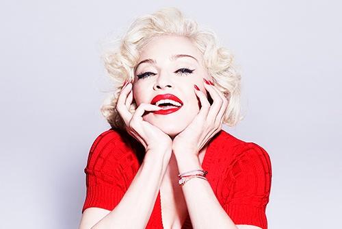 'Ba hoang scandal' Madonna muon cuop chong cua Beyonce? hinh anh