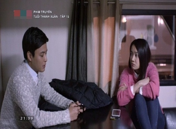 Khoanh khac ngot ngao cua Nha Phuong va Hong Dang tren phim hinh anh 14