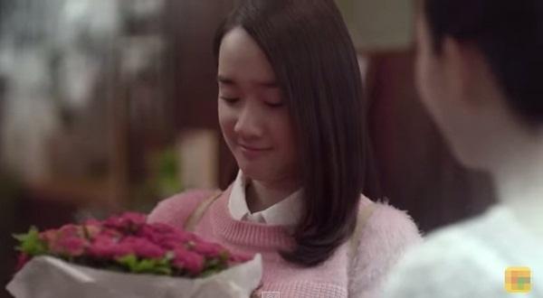 Khoanh khac ngot ngao cua Nha Phuong va Hong Dang tren phim hinh anh 5