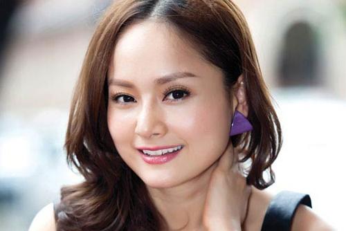 Lan Phuong chua quen duoc ban trai Tay hinh anh