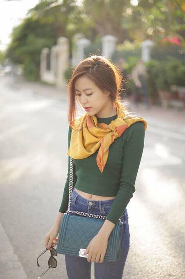 5 yeu to giup Hoang Thuy Linh 'len doi' thoi trang hinh anh 13